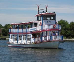 Paddleboat Tour