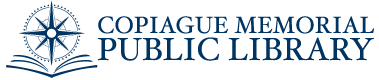Copiague Memorial Public Library Logo