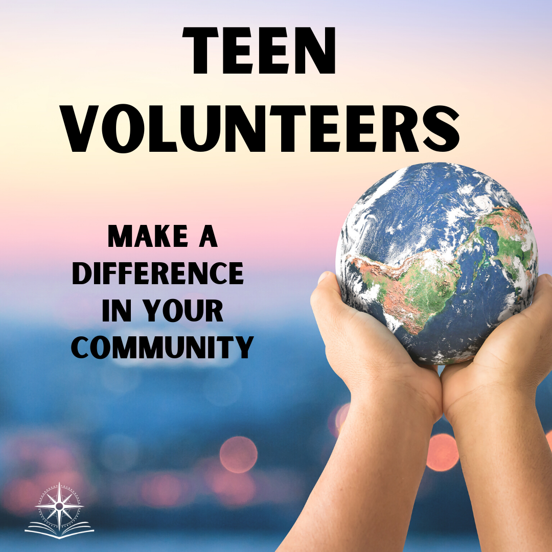 Teen Volunteers Make a Difference in Your Community
