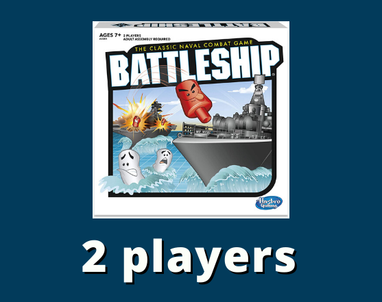 Battleship 2 players