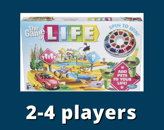 The Game of Life 2-4 players