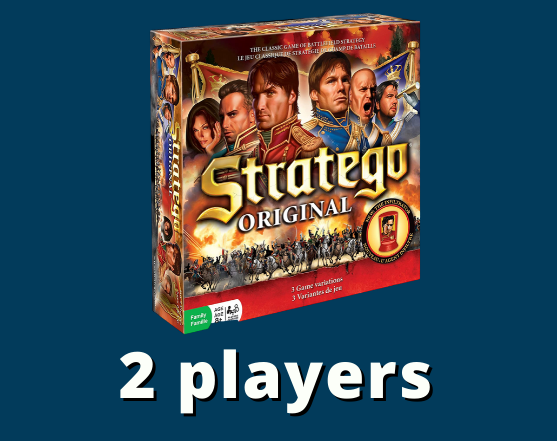 Stratego 2 players