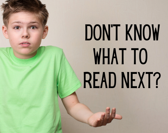 Don't know what to read next?