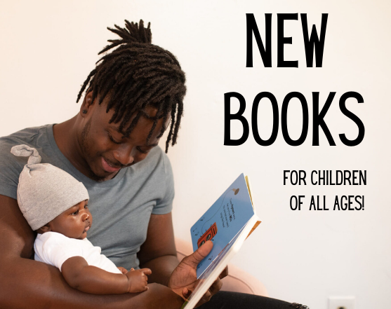 New books for children of all ages