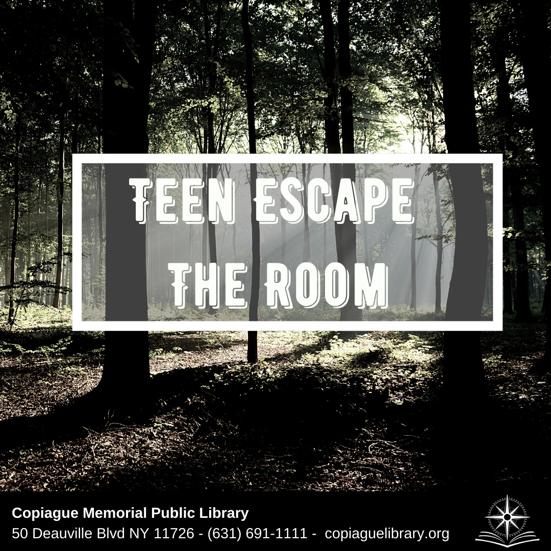 Teen Escape the Room