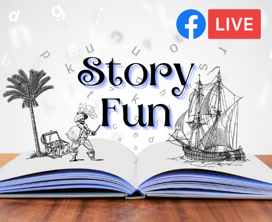 Story Fun facebook live