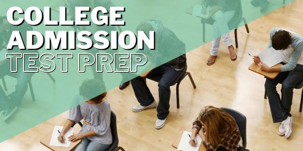 College Admission Test Prep
