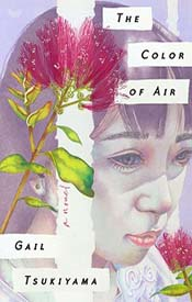 The Color of Air by Gail Tsukiyama Book Cover