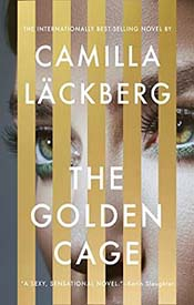 The Golden Cage by Camilla Läckberg Book Cover